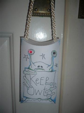 keep_out_door_warning_signs_west_exe_technology_college_02