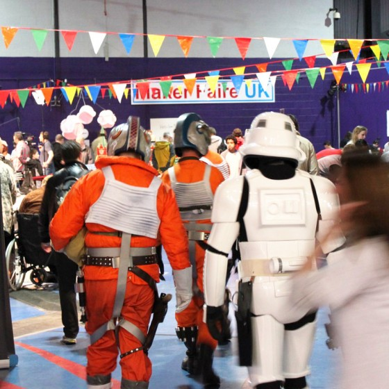 UK_Maker_Faire_2014_Star_Wars