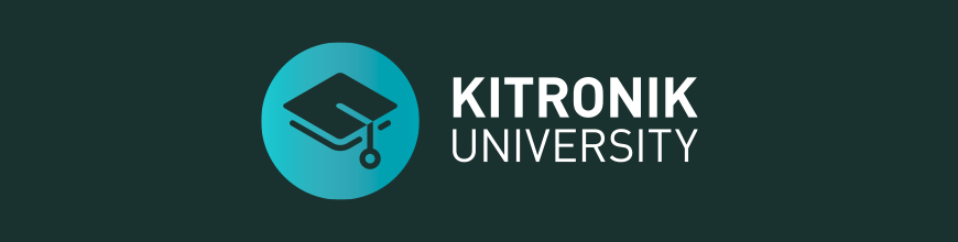 BBC microbit - Kitronik University