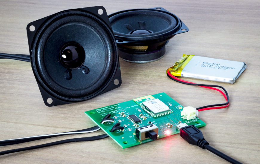 2160_Bluetooth Amplifier Kit_front cover