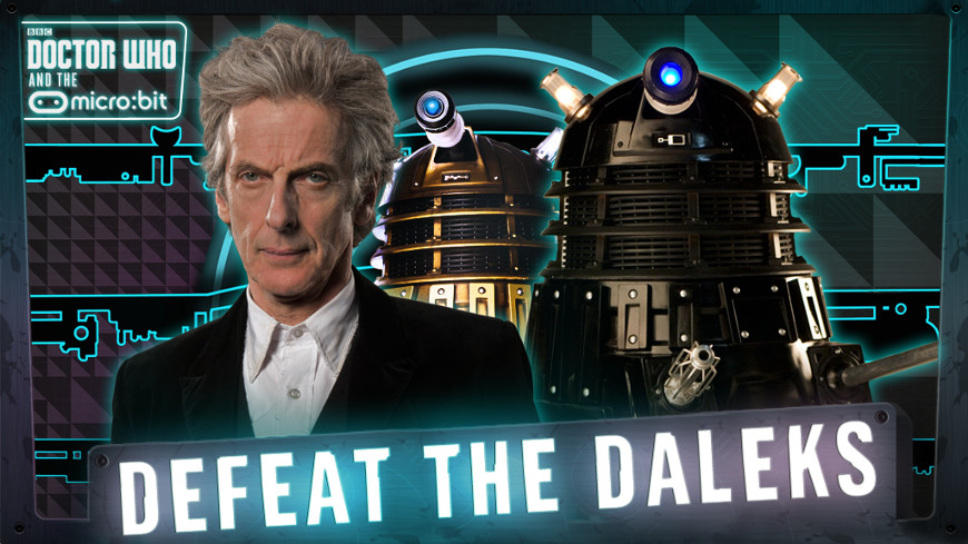 Doctor Who and the BBC micro:bit