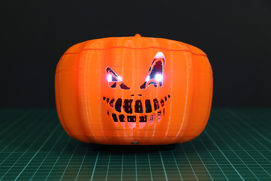 pumpkin halloween microbit move mini 2