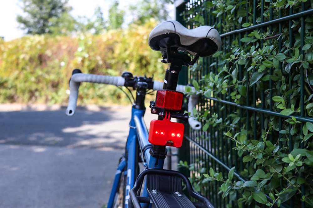 Free 3D Printed Deluxe Rear Bike Light Cases main image