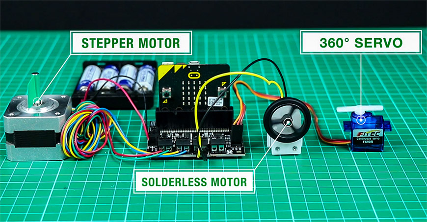 Using MicroPython With Kitronik BBC micro:bit Products all in one robotics