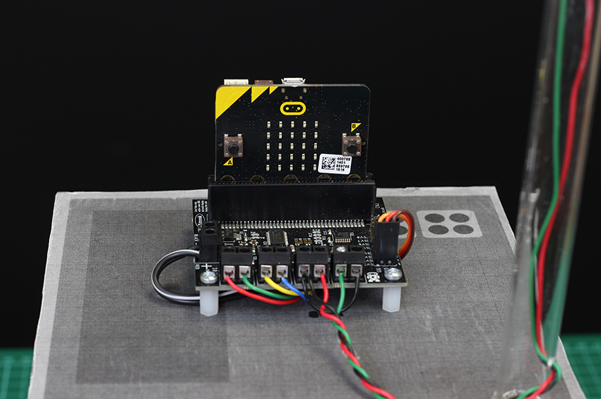 microbit kitronik :city bett 2019 robotics board