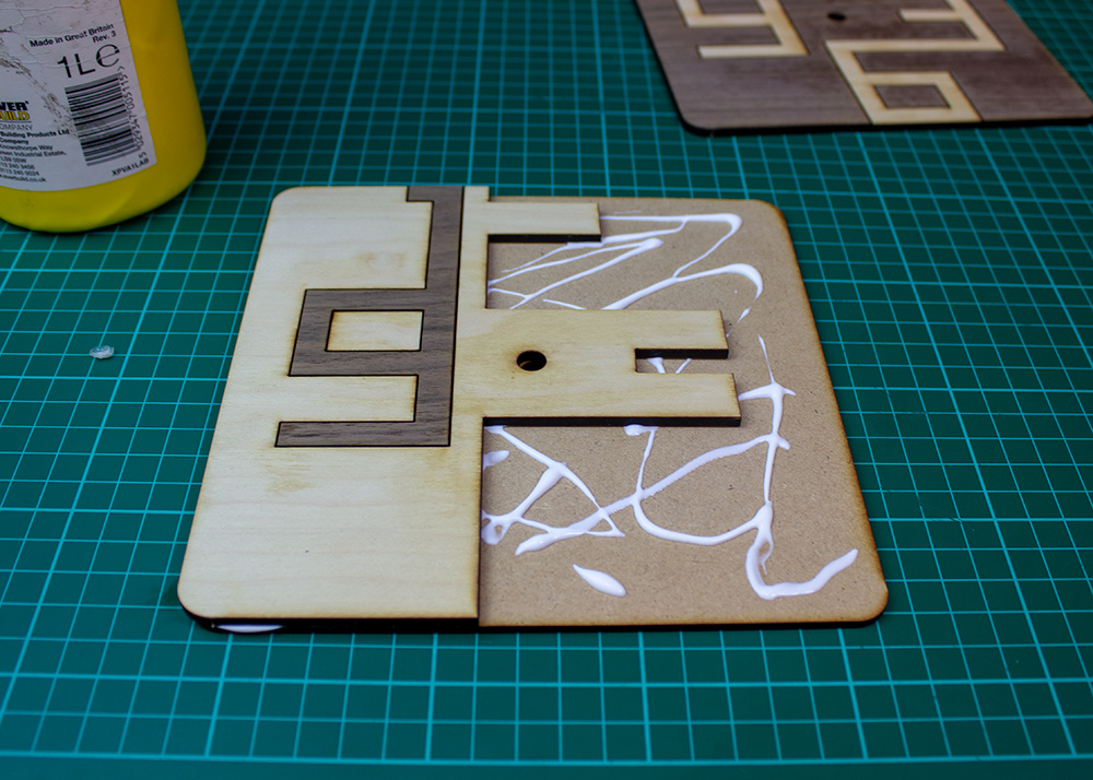 Stylish and Simple Clock Designs for Your Laser Cutter line up