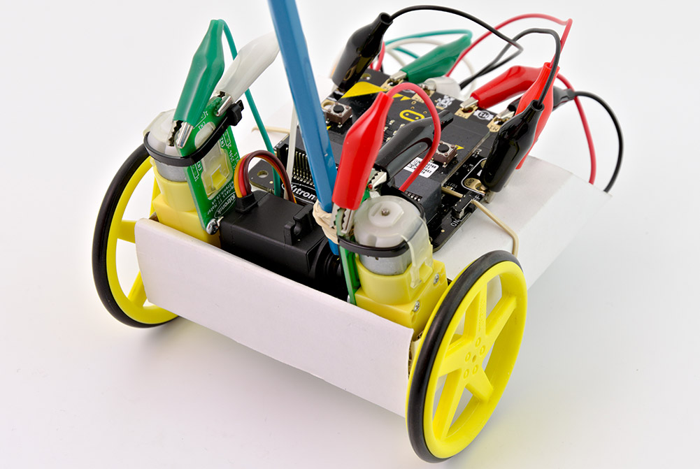 Simple Robotics Kit 7