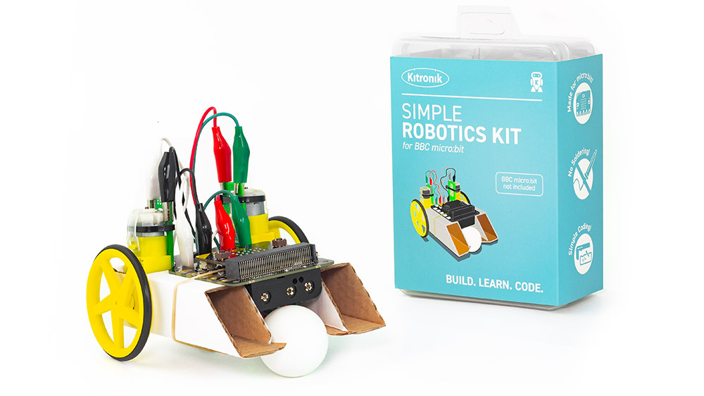 Simple Robotics Kit 1