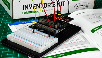 Inventor's Kit for BBC micro:bit